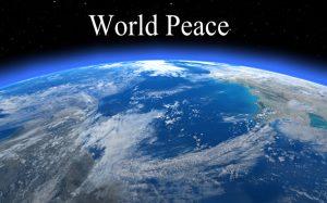 世界平和とコーチング