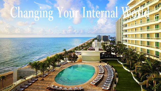 changing your internal world