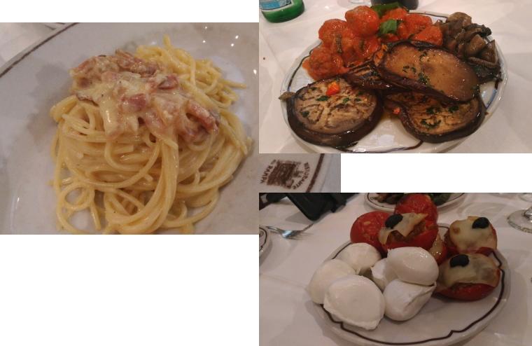 イタリアンディナー